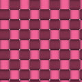 Pink Basket Texture Royalty Free Stock Images