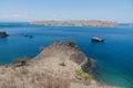 Pink Beach, Komodo Islands Royalty Free Stock Photo