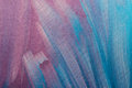 Pink and blue painted background texture