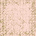 Pink and Brown Background or Wallpaper Royalty Free Stock Photo
