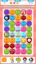 Pink Candy Match Three Game Assets