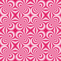 Pink candy swirl 2 Stock Photos
