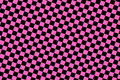 Pink checkered background Royalty Free Stock Photo