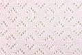 Pink Crochet Cloth Texture Bac...