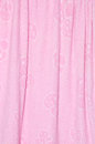 Pink curtains. Stock Photos