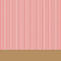 Pink cute striped background suitable for a greeting card children and more Royalty Free Stock Photos