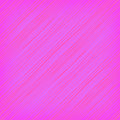 Pink diagonal lines background abstract pattern Stock Image
