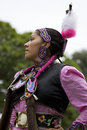 In the pink event th honolulu intertribal powwow x location thomas square honolulu on island of o ahu hawai i usa subject native Stock Image