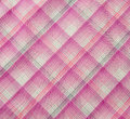 Pink fabric texture for background Royalty Free Stock Photography