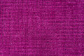 Pink fabric texture closeup detail of background Royalty Free Stock Image