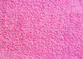 Pink fabric texture synthetic wool background macro Royalty Free Stock Photo