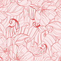 Pink floral texture Royalty Free Stock Photo