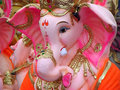 Pink Ganesh Royalty Free Stock Photos