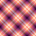 Pink geometric checkered seamless background pattern will tile endlessly magenta Royalty Free Stock Images