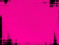 Pink grunge background abstract and black with copy space Royalty Free Stock Photo