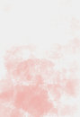 Pink grunge watercolor abstract  background Stock Images
