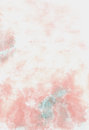 Pink grunge watercolor abstract  background Royalty Free Stock Photo