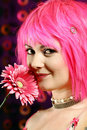 Pink Lady Royalty Free Stock Photos