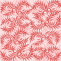 Pink leaf background Royalty Free Stock Photos