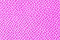Pink leather texture for background Stock Photo