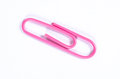 Pink Paper Clip