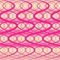 Pink pattern Royalty Free Stock Photo