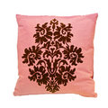 Pink pillow Royalty Free Stock Photo