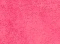 Pink plastered wall abstract background with Royalty Free Stock Image