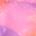 Pink and purple abstract winter background. Blurred background Wallpaper. Royalty Free Stock Photo