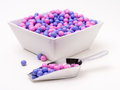 Pink and Purple Candy Buffet Royalty Free Stock Photos