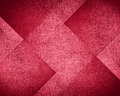 Pink and red background design, abstract block pattern Royalty Free Stock Photo