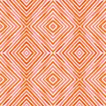 Pink red Geometric Watercolor. Delicate Seamless Pattern. Hand Drawn Stripes. Brush Texture. Pleasan