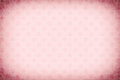 Pink retro circle background Stock Images