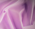 Pink satin beautiful shiny luxury Stock Images