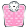 Pink scale Royalty Free Stock Photo