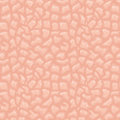 Pink seamless leather texture Royalty Free Stock Photo