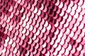 Pink sequins fashion fabric shine Royalty Free Stock Photo