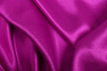 Pink silk velvet cloth background Royalty Free Stock Photos