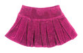 Pink skirt Royalty Free Stock Photo