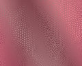 Pink snake skin imitation background
