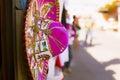 Pink Sombrero Royalty Free Stock Photo