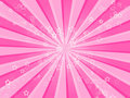 Pink Stars Background Royalty Free Stock Photos