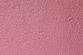 Pink texture background abstract of a solid painted wall with rough surface Stock Images