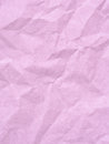 Pink tissue paper texture Royalty Free Stock Photos