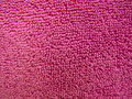 Pink towel texture cloth background photo Stock Photography