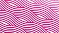 Pink waves,geometric illusion background,ripple shape design