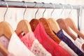 Rosa mujeres ropa en en en moda Guarde