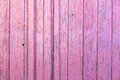 Pink Wood Wall Royalty Free Stock Photo