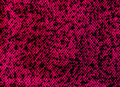 Pink wool material Stock Images