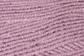 Pink wool threads Royalty Free Stock Photo